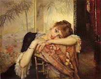 EDELFELT Albert  Virginie 1883