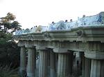 Barcelone: le parc Güell