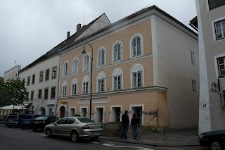 Kuća gdje se rodio Hitler