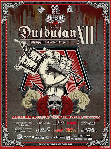 Dutdutan 12 Philippine Tattoo Expo