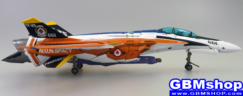 Macross Frontier YF-25 Prophecy Fighter Mode
