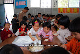 Chinese Kids and Dumplings Photo 2