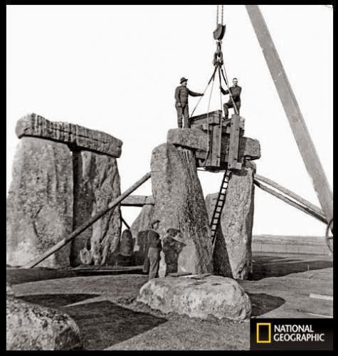 Stonehenge Un Gran Fraude
