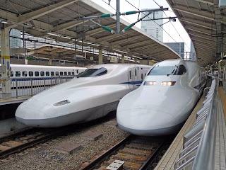 Giao thông ở Nhật rất thuận tiện