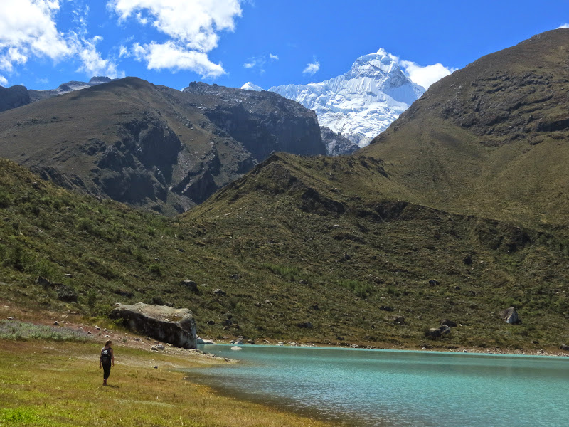 Huandoy Peru