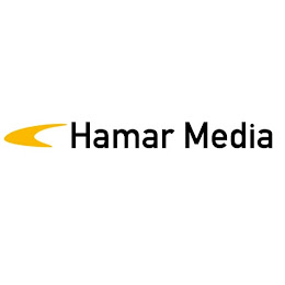Hamar Media logo