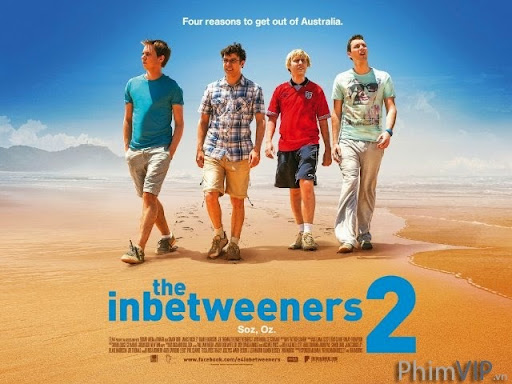 Kẹt Giữa 2 - The Inbetweeners 2 poster