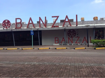 Banzai: The Great Teppanyaki Theater