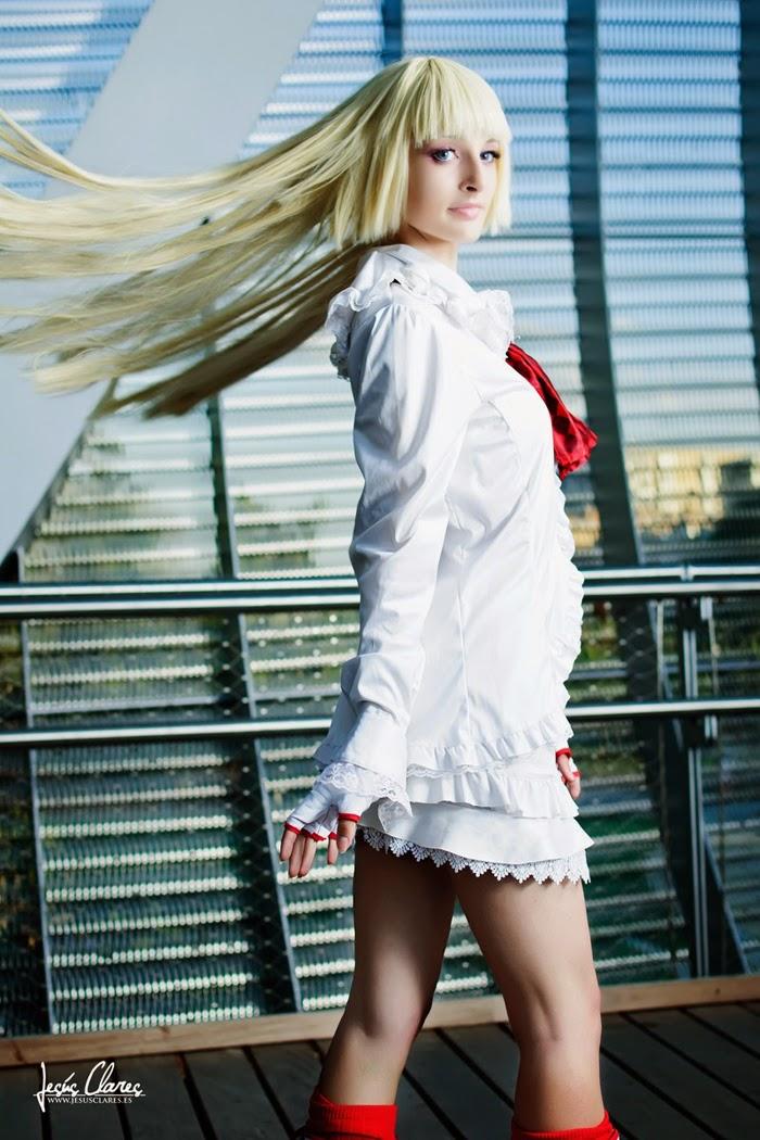 Bộ ảnh cosplay Tekken cực chất đến từ Đức - Ảnh 30