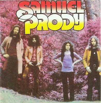 Samuel Prody ~ 1972 ~ Samuel Prody