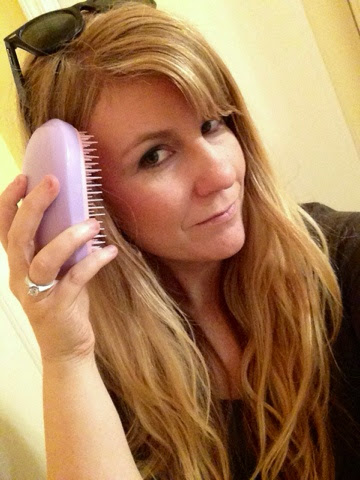 Secret Hair Weapon: Tangle Teezer