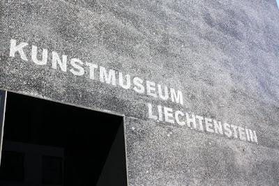Art Museum Liechtenstein's exterior