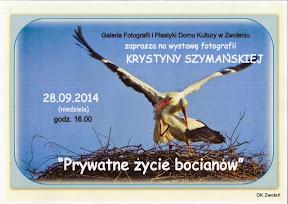 Wystawa fotografii Krystyny Szymańskiej