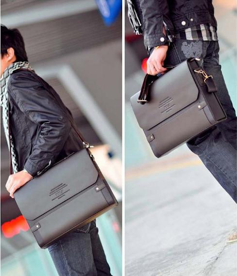 Известные бренды мужских сумок