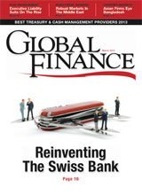 Free Subscription to Global Finance March 2013
