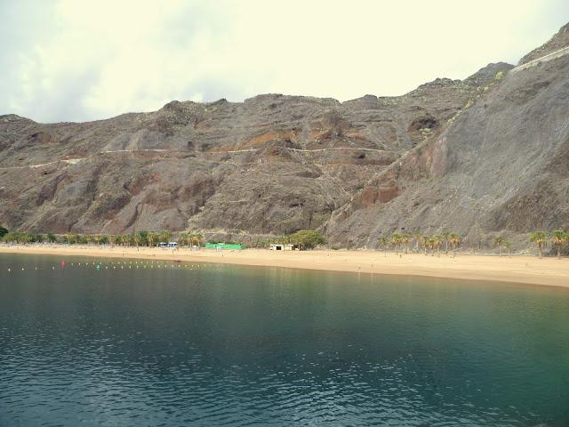 Playa Teresitas, Tenerife