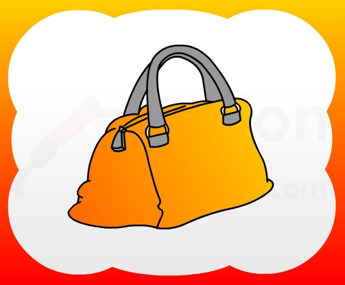 How2draw4kids How To Draw Handbag For Kids