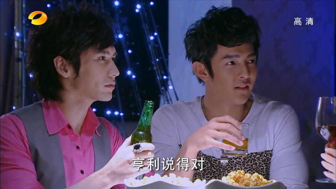 Zhang Lun Shuo, Jiro Wang