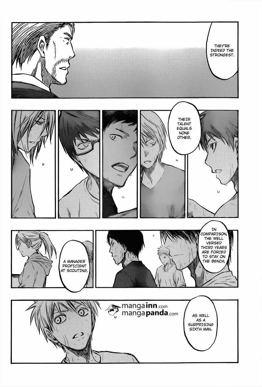 Kuroko no Basket Manga Chapter 213 - Image 12