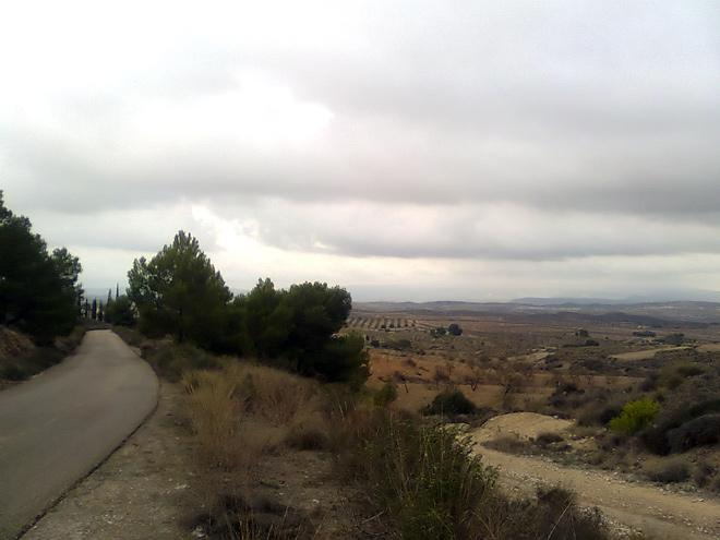 Campo de Barqueros (Murcia)