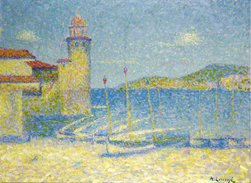 Achille Laugé - The Port