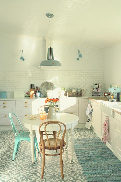 Herjedalskjøkken eller ikea? bytte fronter på kjøkkenet ...