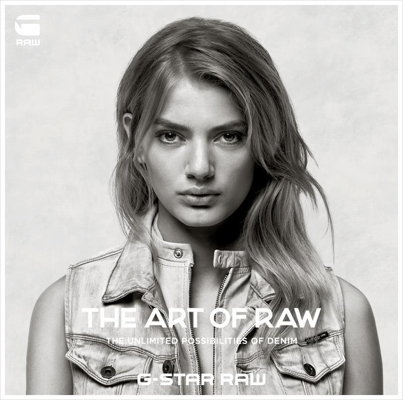 *G-STAR 2013 春夏新廣告「The Art of Raw」:1分鐘完整呈現單寧製作過程! 5