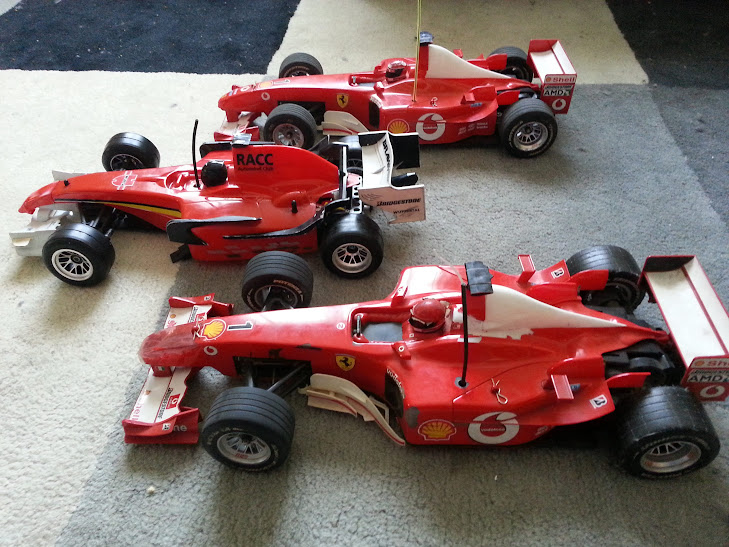 REDDEIVID F1 TEAM   3RACING F109 / F1 NIKKO 20130307_144312