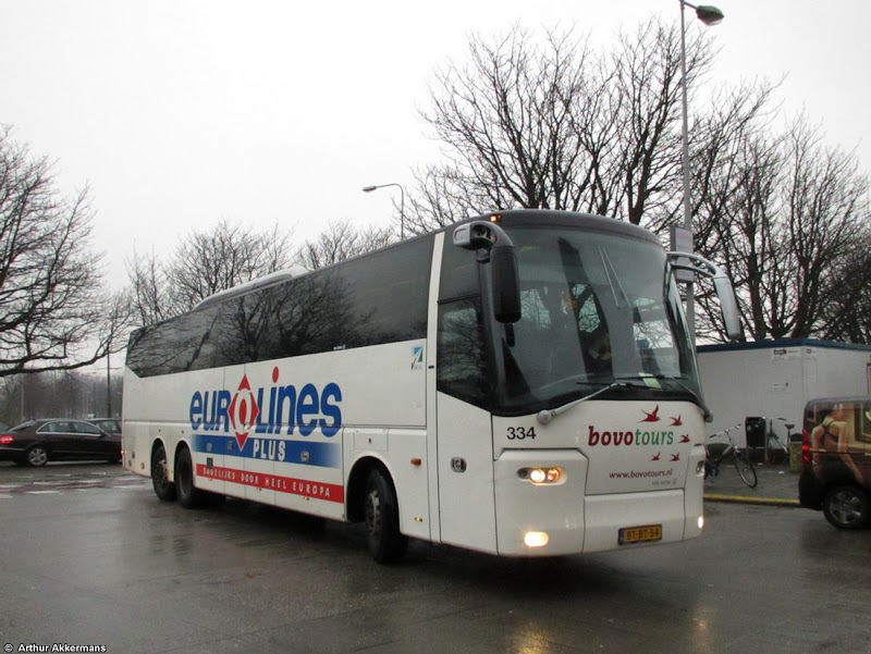 Eurolines group BOVO%2520bus%2520334%2520Amsterdam%2520Amstelstation