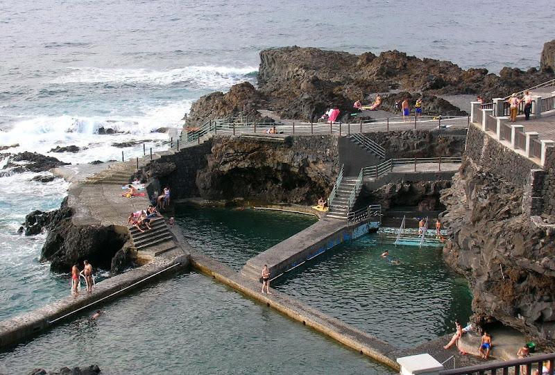 Isla la palma piscinas naturales la fajana naturaleza y for Piscinas naturales la palma