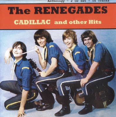 the Renegades ~ 1995 ~ Cadillac And Other Hits