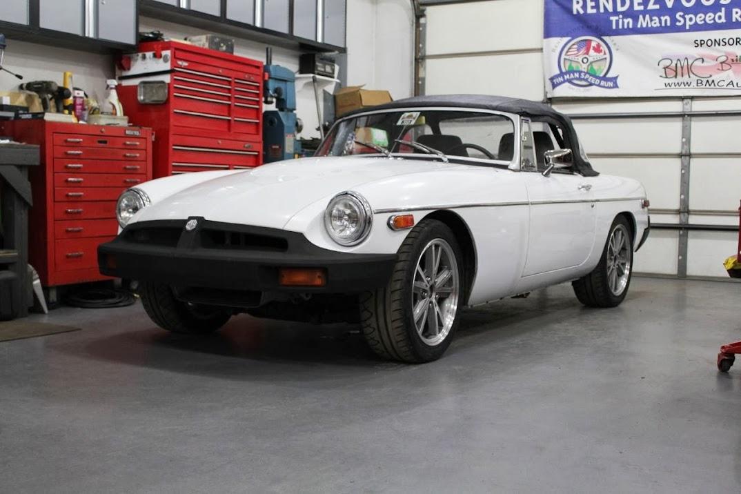 BritishV8 Forum: GM 4 3L V6 into 1964 MGB