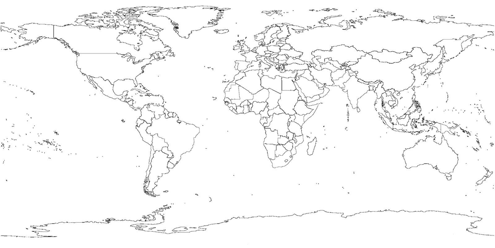 Mapa mundi mudo politico pdf
