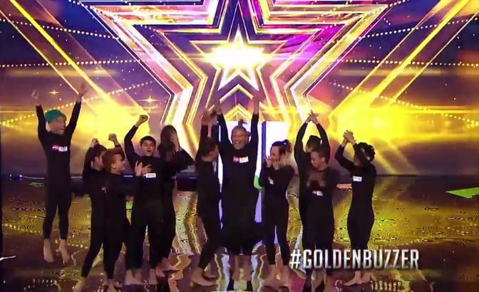 El Gamma Penumbra – Asia's Got Talent – Audition (VIDEO)