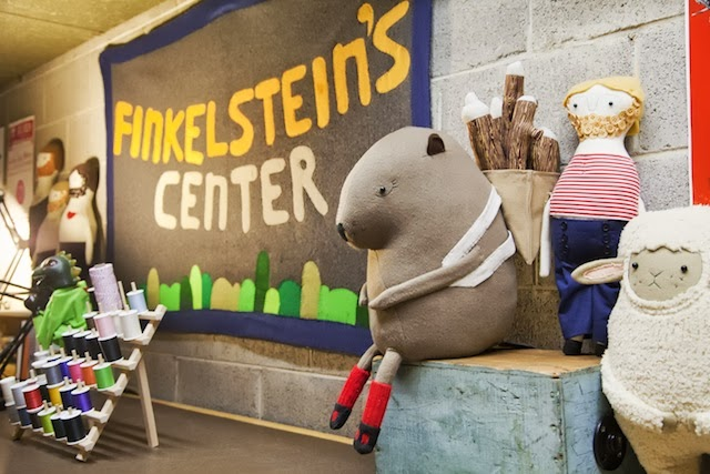 finkelstein's design center plushy friends and toys for assemble shop