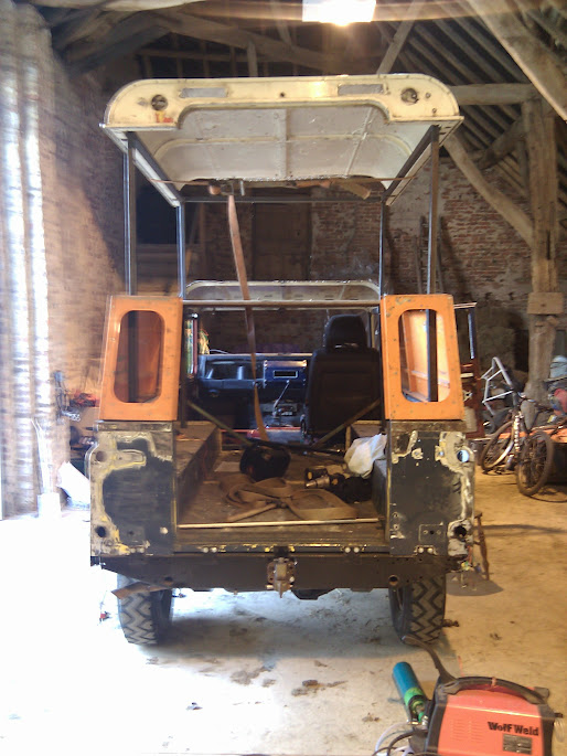 Diy Land Rover Defender 110 Pop Top Camper Funrover
