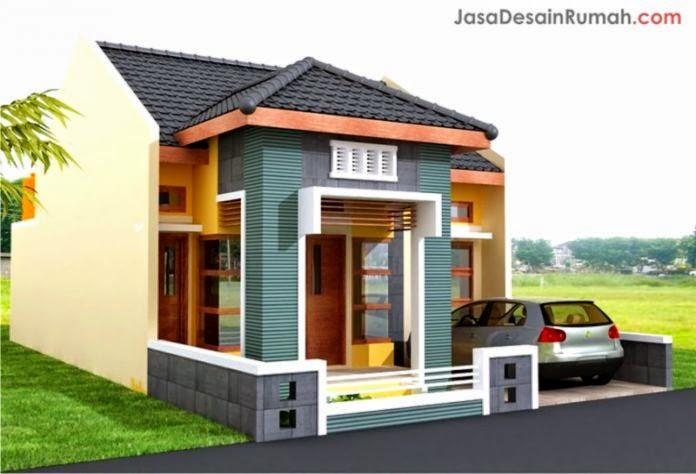 Foto Rumah Model Terbaru Gallery Taman Minimalis