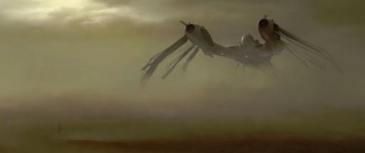 John Carter of Mars (2012) - Airship