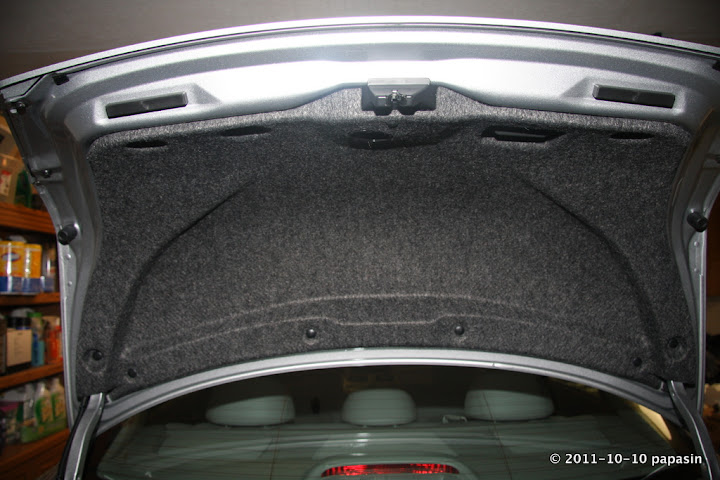 2011 Honda Accord Sedan Sound Deadening Car Audio