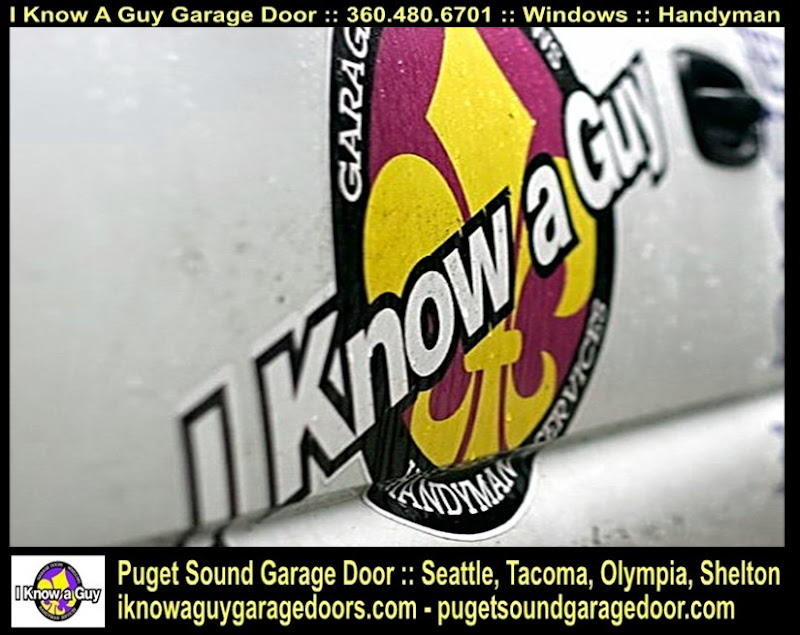 Garage door spring glen wa gdor seattle tacoma olympia for Garage door repair tacoma