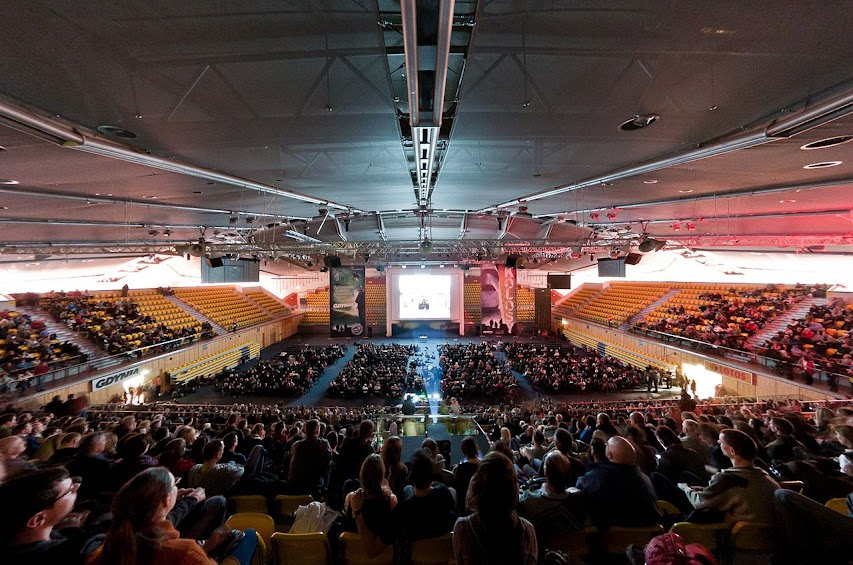 Gdynia Sports Arena - Interior