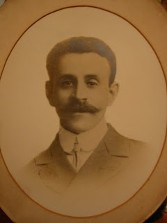 William C Crumbleholme  c 1910 ??  (rear of photo  J Forse 8th sept 1928 - may be framing date ?  William was  51yrs old in 1928)