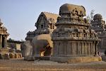 The Five Rathas, Mamallapuram