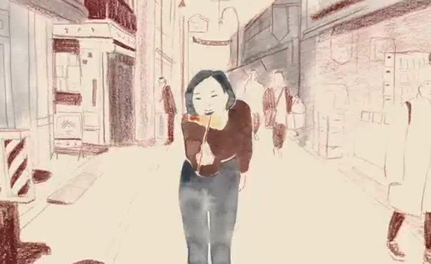 YA-NE-SEN a Go Go by Shishi Yamazaki