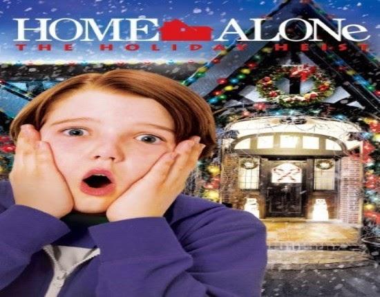 مشاهدة  فيلم Home Alone 5: The Holiday Heist مترجم اون لاين