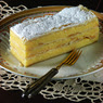 Kremšnite - Millefoglie s likerom limuna ili naranče/Vanilla slice with lemon or orange liqueur