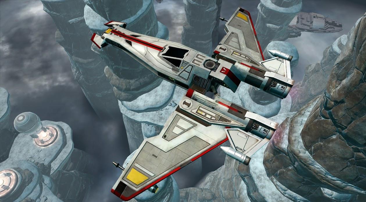 Starfighter Screen 2