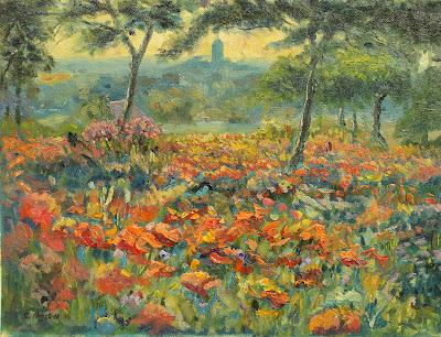 J. Ottis Adams - Poppyfields
