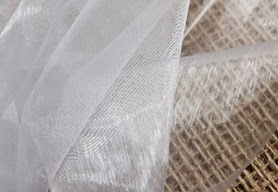 organza wedding