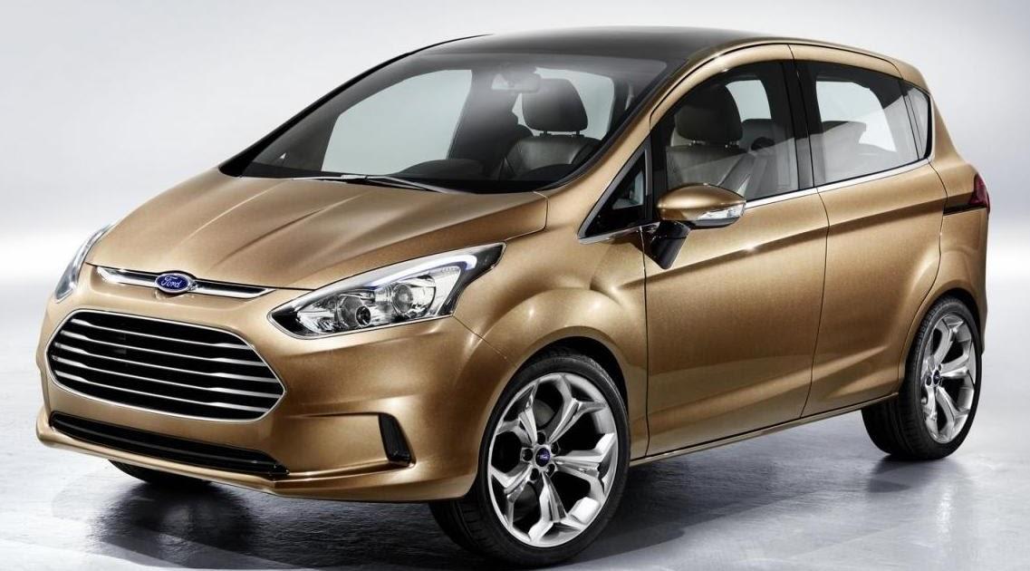 Agamemnon: Ford B-Max